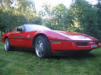 Picture of 1988 Chevrolet Corvette Coupe RWD, exterior, gallery_worthy