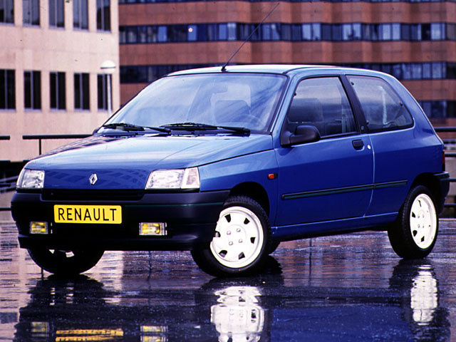 Picture of 1990 Renault Clio, gallery_worthy