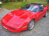 Picture of 1988 Chevrolet Corvette Coupe, gallery_worthy