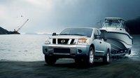 2008 Nissan Titan, exterior, manufacturer