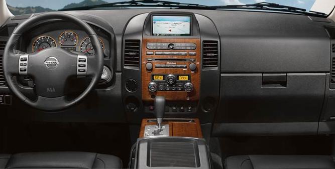 2008 Nissan Titan Interior Pictures Cargurus