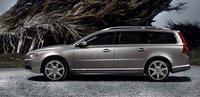 2008 Volvo V70, side view, exterior, manufacturer