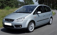 2004 Ford C-Max Overview