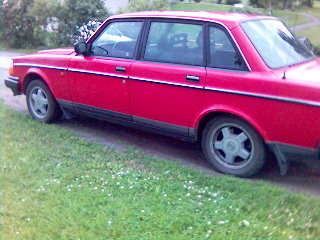 Picture of 1991 Volvo 240 SE Wagon