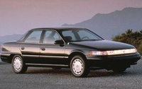 1995 Mercury Sable 4 Dr GS Sedan picture