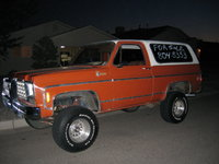 1976 Chevrolet Blazer, Blazer profile, gallery_worthy