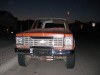 1976 Chevrolet Blazer, Blazer grill