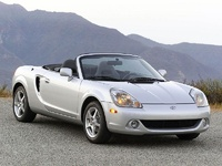 2005 Toyota MR2 Spyder Picture Gallery