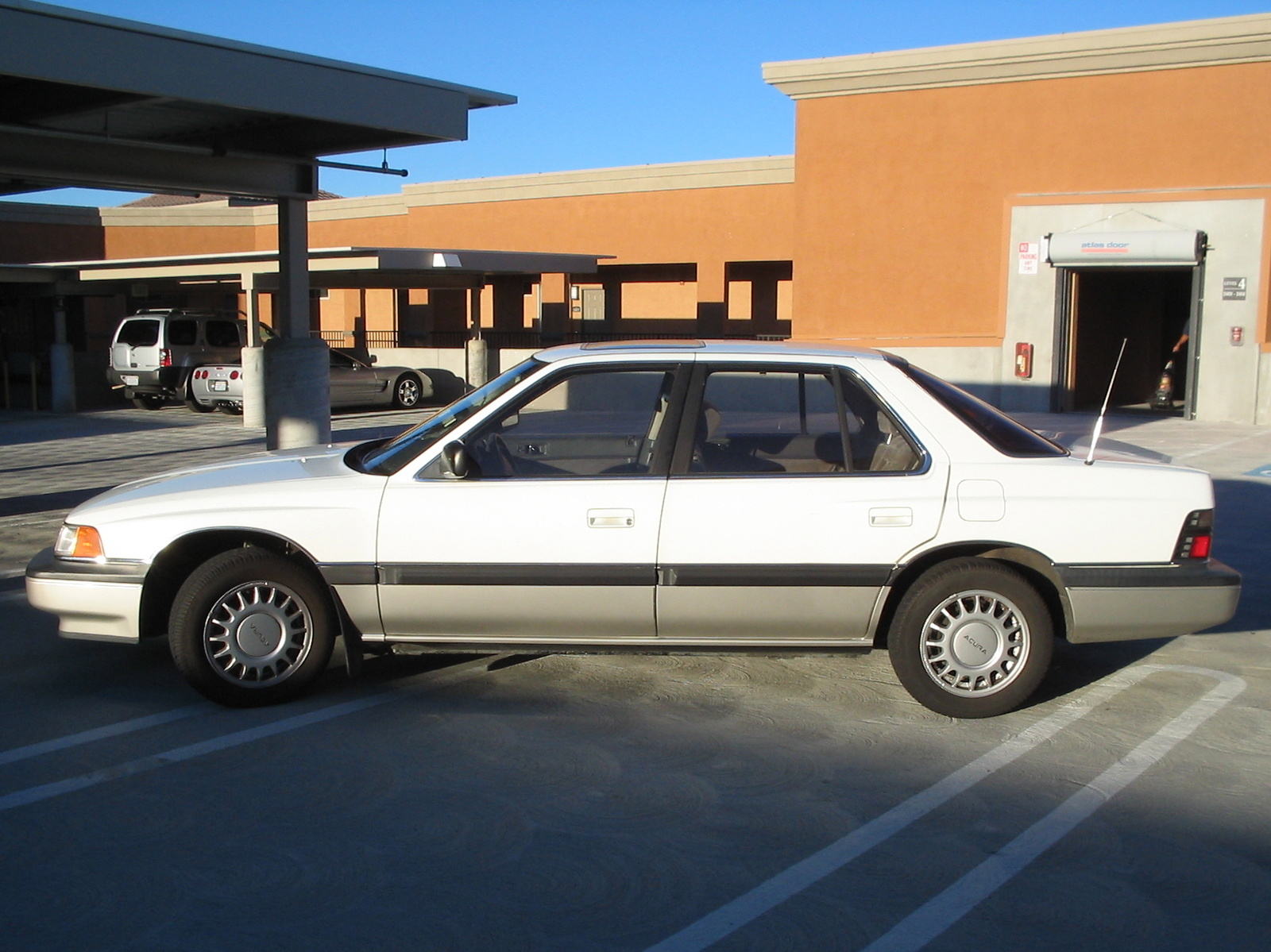 service manual  1988 acura legend roof trim removal 1998 Acura Legend 1989 Acura Legend