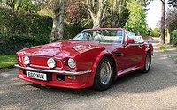 1988 Aston Martin V8 Vantage Overview