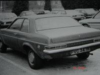 1978 Vauxhall Viva Overview