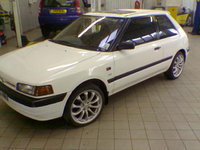 Picture of 1993 Mazda 323 SE Hatchback, gallery_worthy