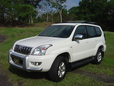 Picture of 2004 Toyota Land Cruiser 4WD