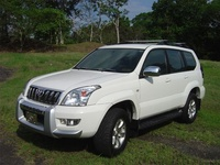 2004 Toyota Land Cruiser Overview