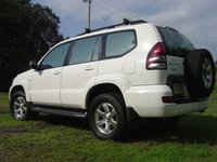 Picture of 2004 Toyota Land Cruiser 4WD, exterior, gallery_worthy