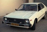 1980 Datsun 1200 Overview