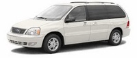 2004 Ford Freestar Overview