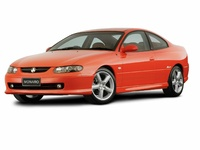 2003 Holden Monaro Overview