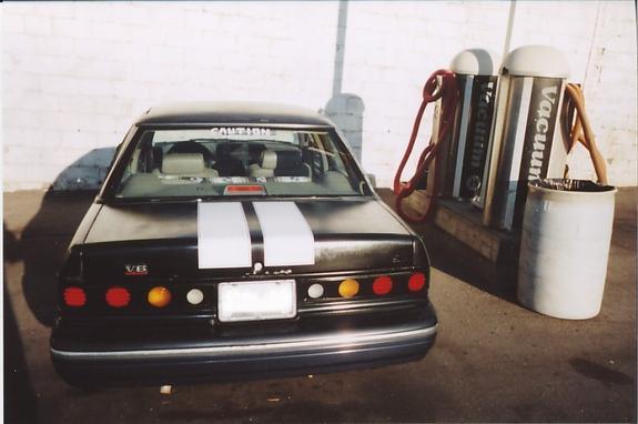 Ford Tempo 1990. 1991 Ford Tempo