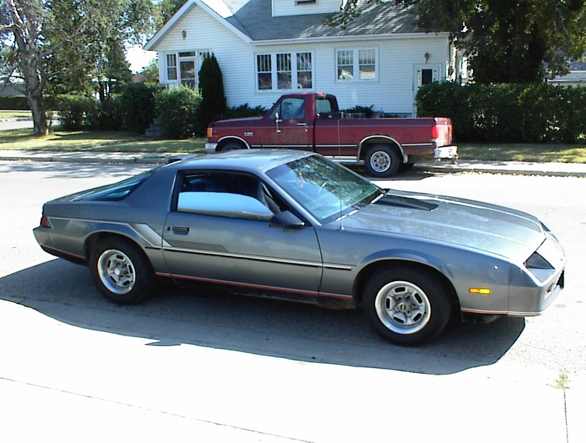 1987 Chevrolet Camaro Other Pictures CarGurus