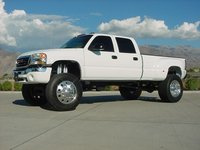 Picture of 2007 GMC Sierra 3500HD SLT Crew Cab DRW 4WD, gallery_worthy