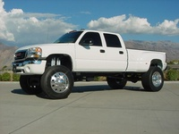 Picture of 2007 GMC Sierra 3500HD SLT Crew Cab DRW 4WD
