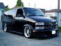 Picture of 1990 Chevrolet Astro CL RWD, gallery_worthy