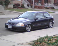 Picture of 1997 Honda Civic CX Hatchback, gallery_worthy