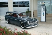 1965 Volvo Amazon Overview