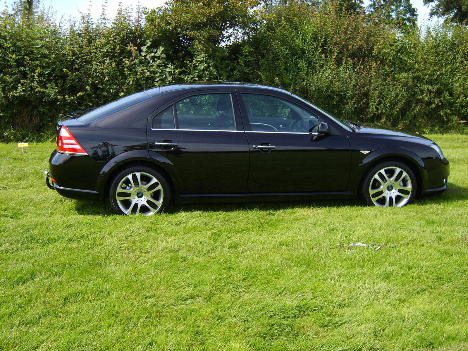 picture of 2006 ford mondeo. Black Bedroom Furniture Sets. Home Design Ideas