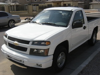 2006 Chevrolet Colorado LS 2dr Regular Cab SB picture, exterior