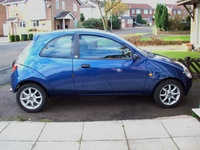 2006 Ford Ka picture, exterior