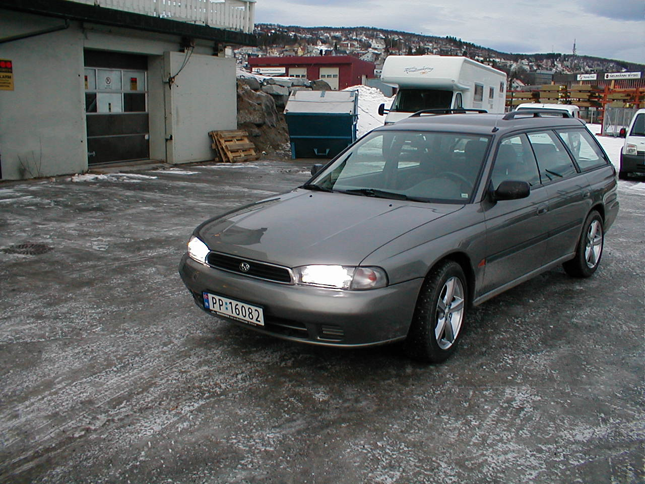 Right Hand Drive Subary Legacy RS for sale - RightDrive USA   1996 Subaru Legacy