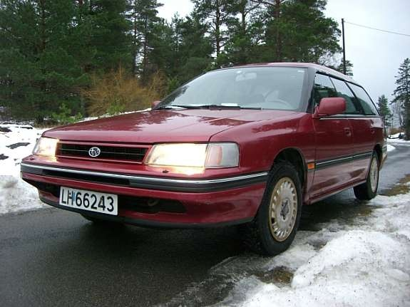 Picture of 1990 Subaru Legacy 4 Dr L AWD Wagon, gallery_worthy