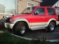 Picture of 1993 Mitsubishi Pajero