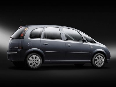 Picture of 2006 Vauxhall Meriva