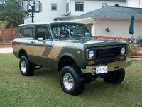 1970 International Harvester Scout picture