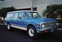 1980 Chevrolet Suburban, 1972 CHEVROLET SUBURBAN