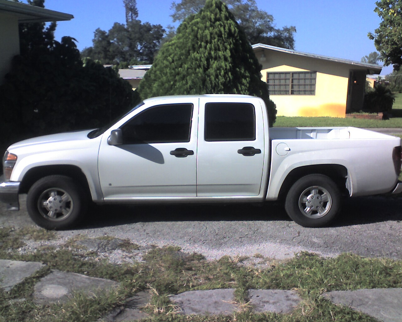2007 Chevy Colorado Crew Cab