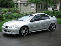 2002 Dodge Neon 4 Dr R/T Sedan picture, exterior