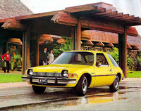 1976 AMC Pacer Overview