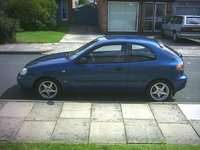 Picture of 2002 Daewoo Lanos 2 Dr Sport Hatchback