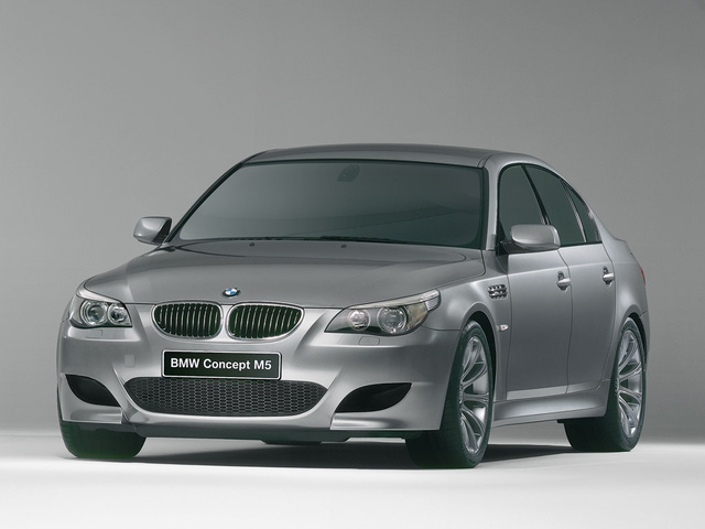 Picture of 2007 BMW M5 Sedan