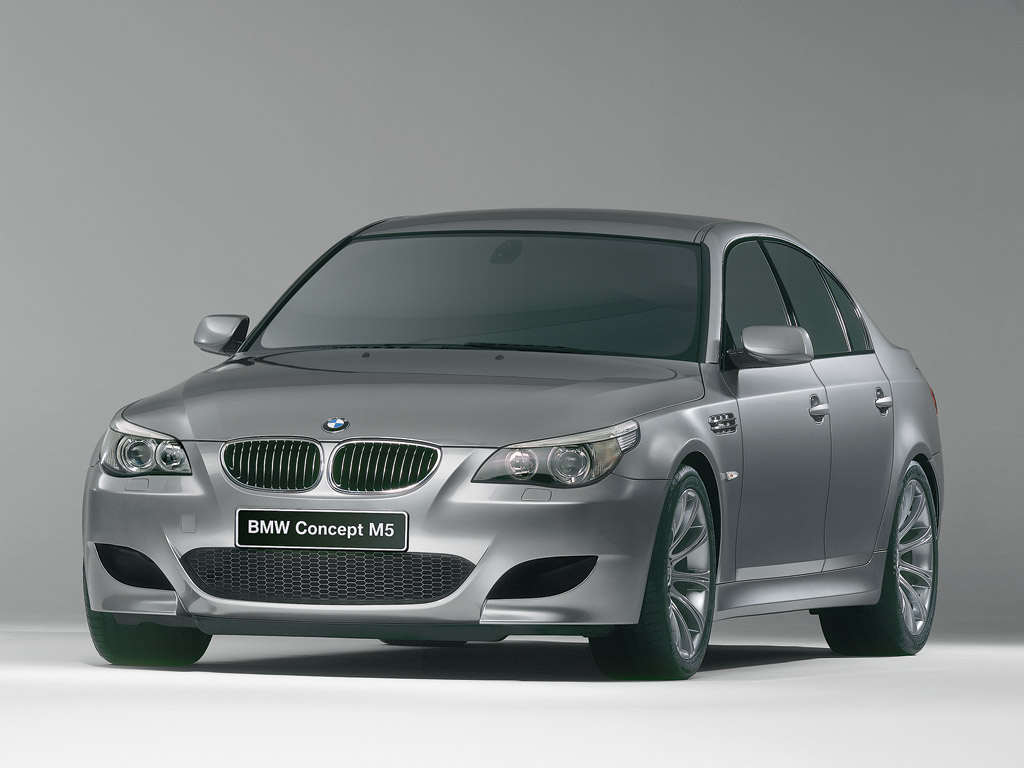 2007 BMW M5 Base picture