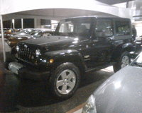 Picture of 2008 Jeep Wrangler Sahara