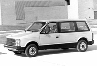 1986 Dodge Caravan Overview