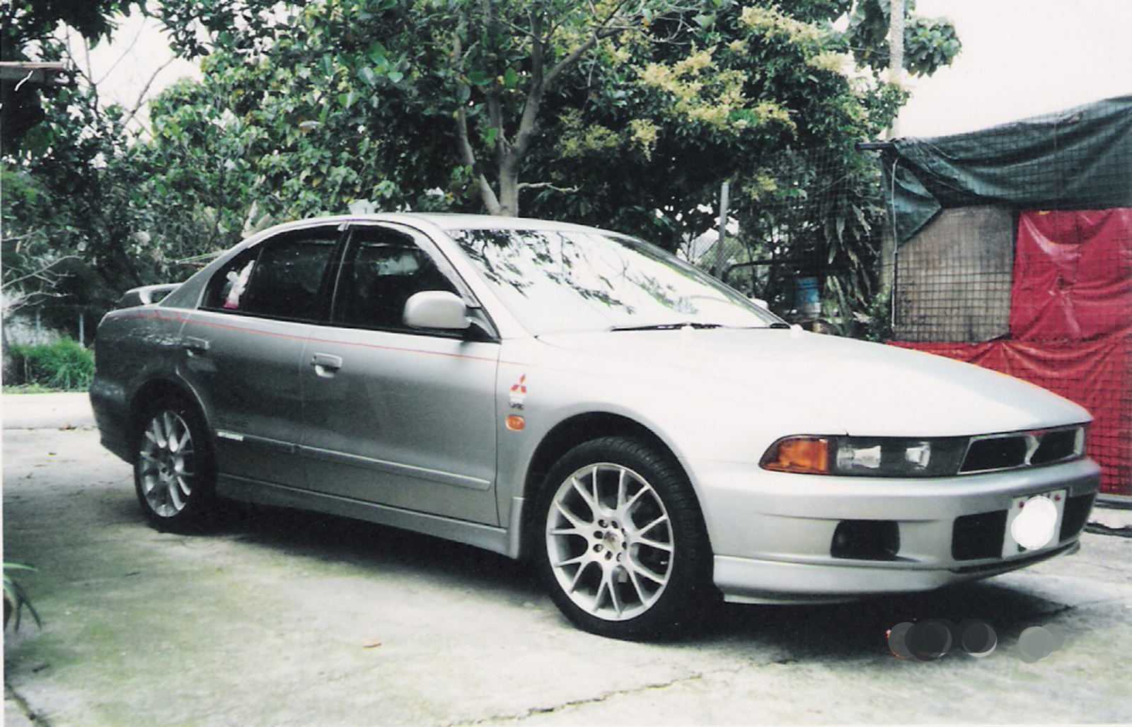 picture of 1998 mitsubishi galant