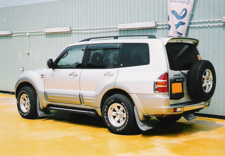 2001 Mitsubishi Pajero Pictures Cargurus