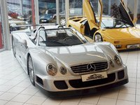Picture of 2008 Mercedes-Benz CLK-Class CLK 63 AMG