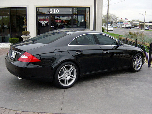 2006 mercedes benz cls class pictures cargurus. Black Bedroom Furniture Sets. Home Design Ideas